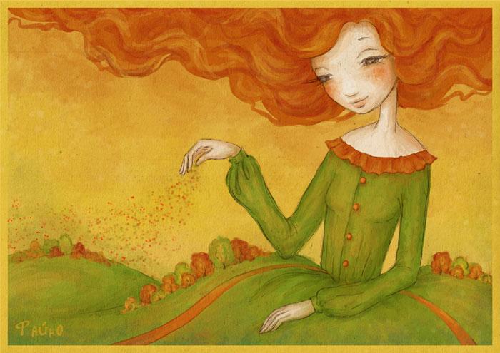 Картинки рисунки к празднику золотая осень